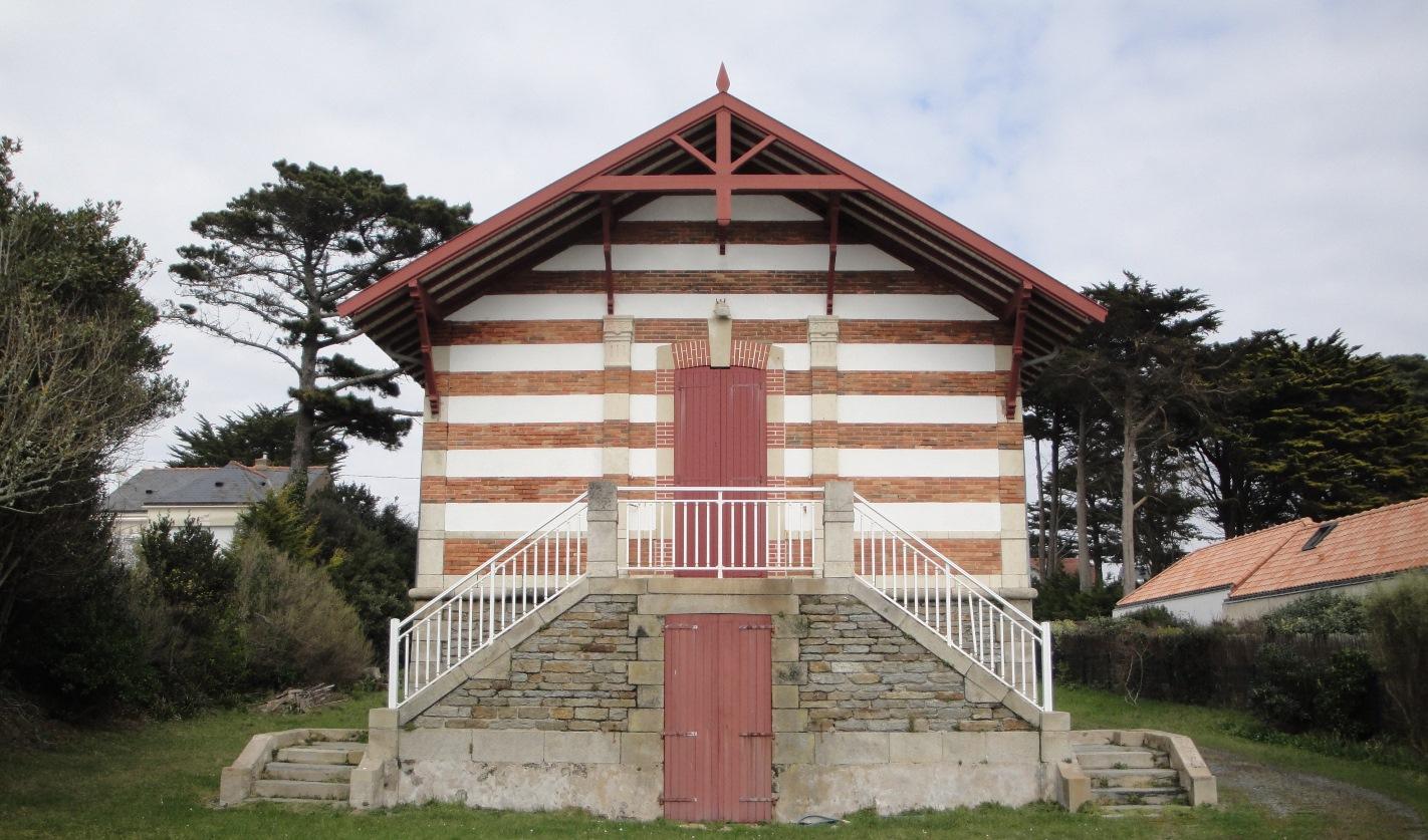 Agrandissements et Rénovations - Maison 1872  - Préfailles